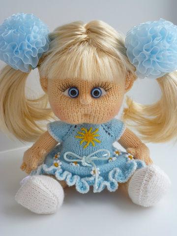 Вязаные куклы своими руками 526