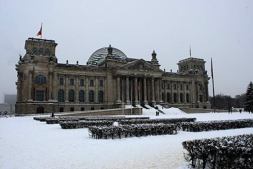 Немецкий рейхстаг, Берлин