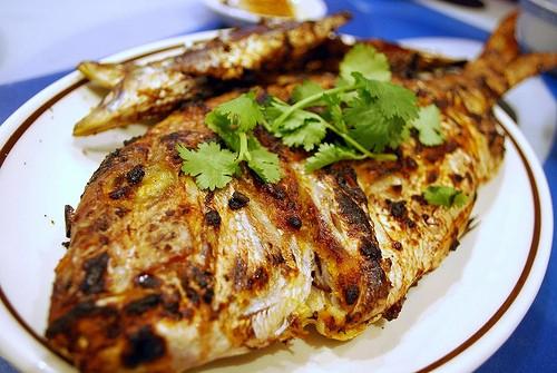 Рыба (жирная)