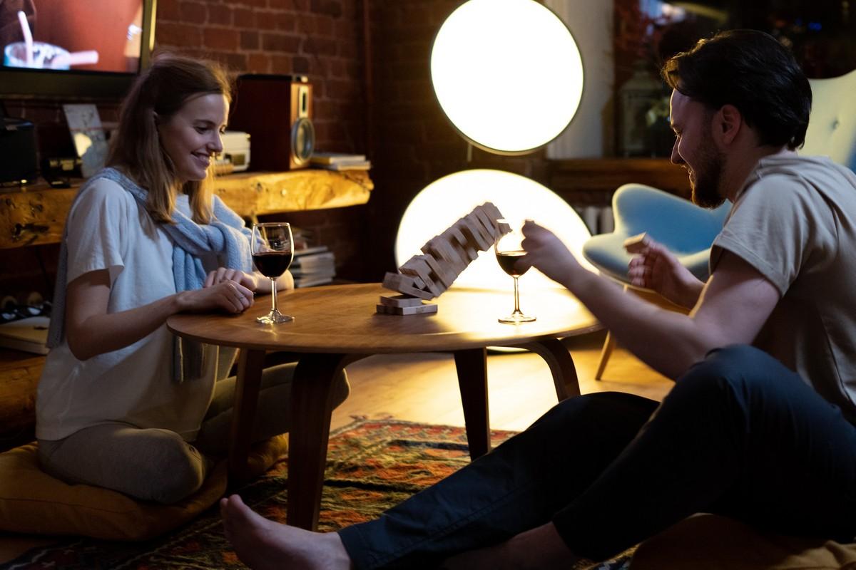 10 идей, как интересно провести вечер с любимым человеком