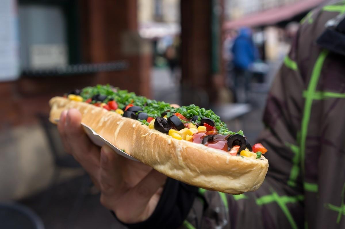 12 самых вкусных уличных блюд со всего мира - Запеканка (Польша)