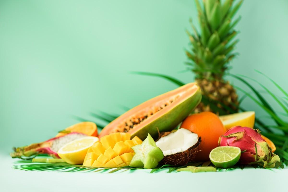 14 продуктов, которые нельзя есть во время беременности Экзотические фрукты