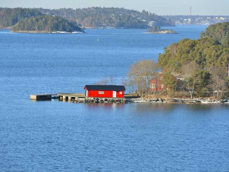 Архипелаг островов Стокгольм