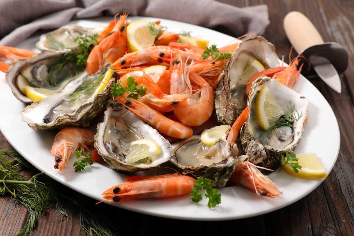 Морепродукты из Сардинии 10 самых здоровых продуктов со всего мира