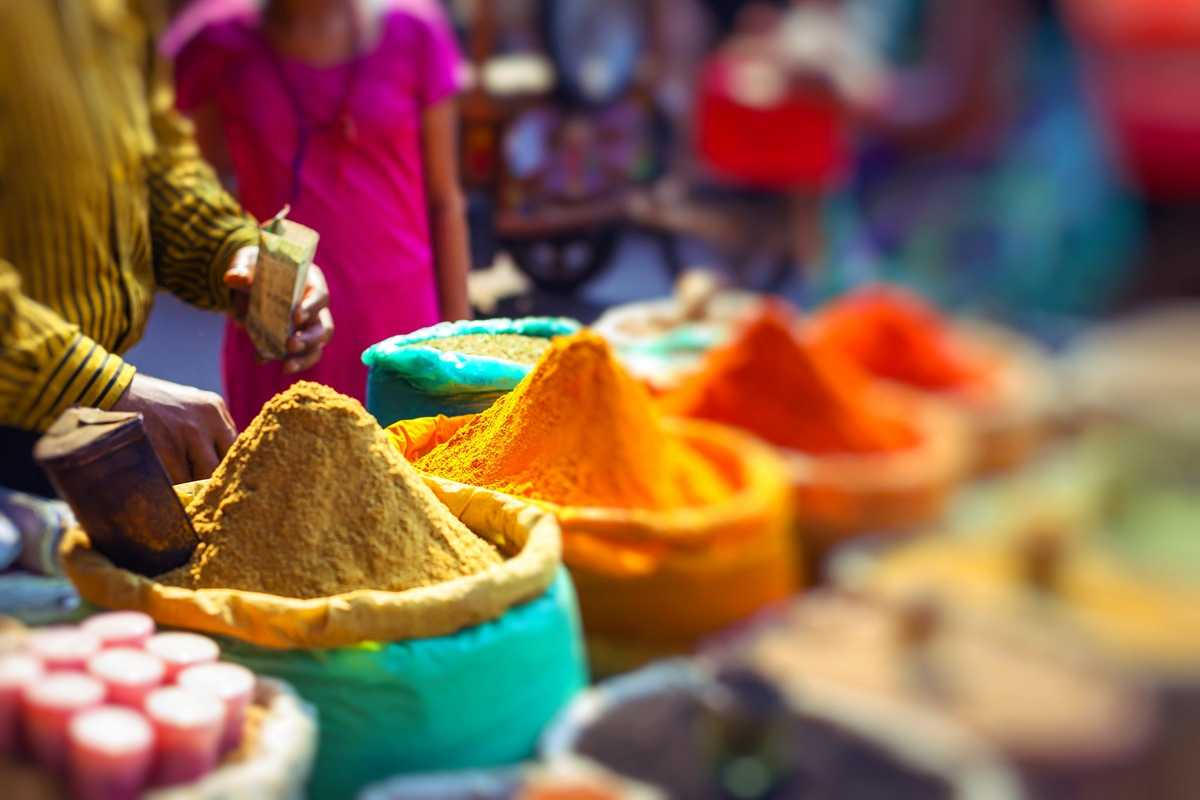 Специи Индии 10 самых здоровых продуктов со всего мира