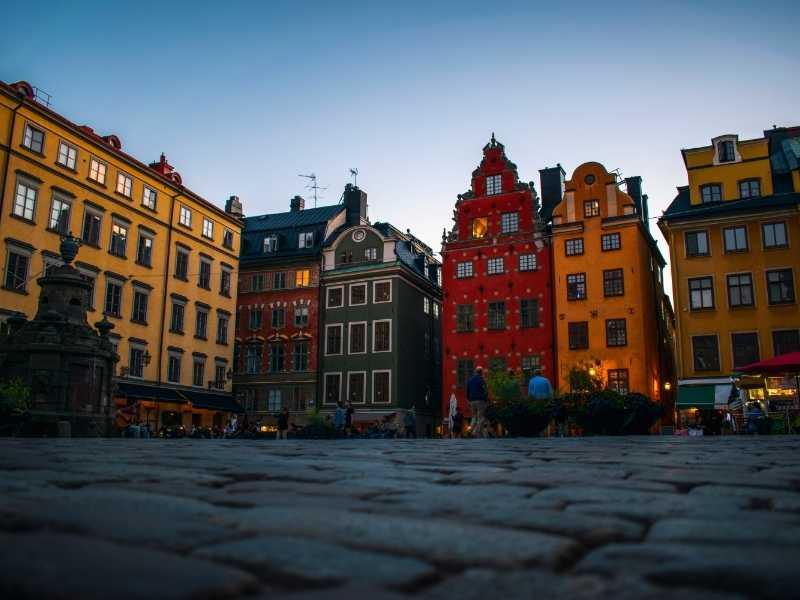 Средневековый Стокгольм