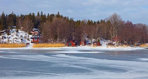 Архипелаг островов, Стокгольм