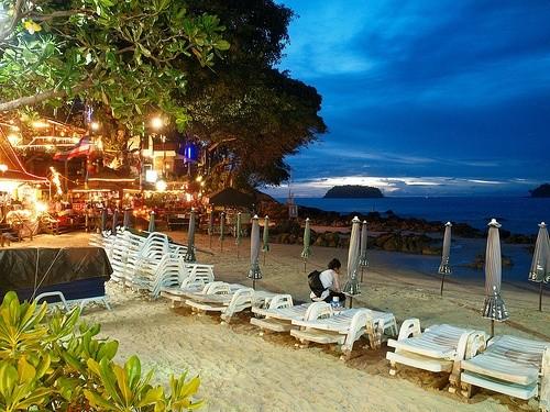 Ката-бич, Таиланд