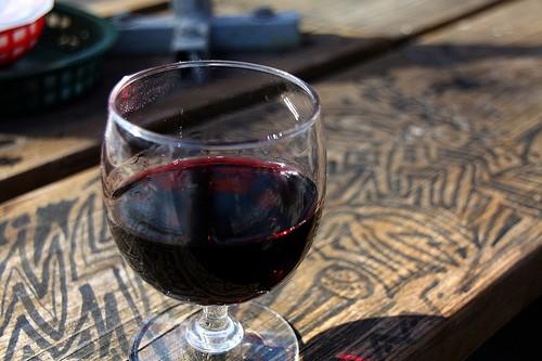 Красное вино из Франции