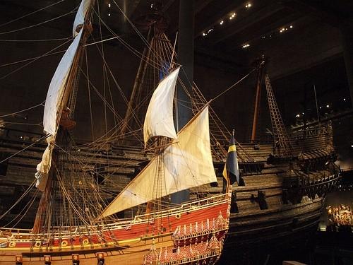 Музей Васа, Стокгольм