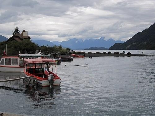 Совершите поездку на лодке к озеру Тодос-лос-Сантос