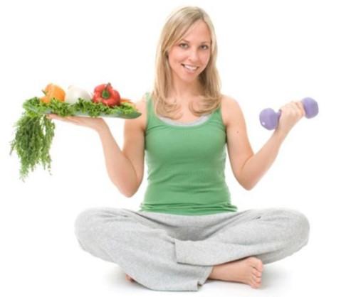 Йога для здоровья и похудения: упражнения для