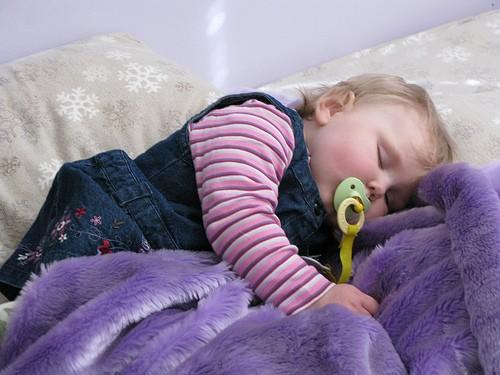 7 Советов о Том, Как Уложить Ребенка Спать