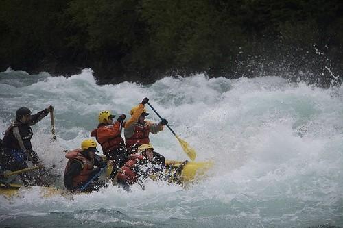 Река Футалеуфу, Чили