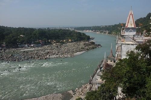 Река Ганг, Индия