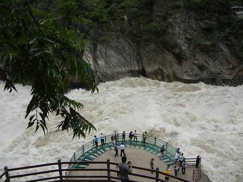 Река Янцзы, Китай