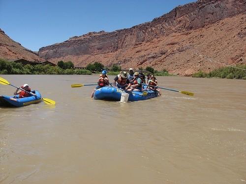 Река Колорадо, Гранд Каньон