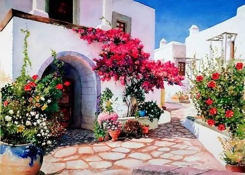 Дом цветов Белграда