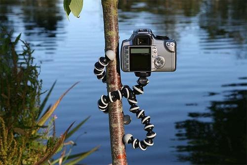 Гибкая стойка для фотокамеры Gorillapod