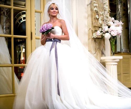 Свадебное платье Кейт Хадсон