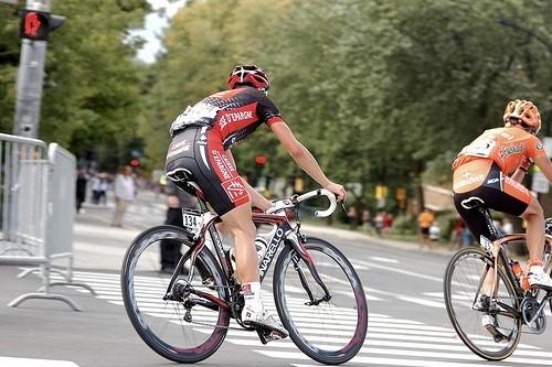 Прокатитесь на велосипеде в Монреале