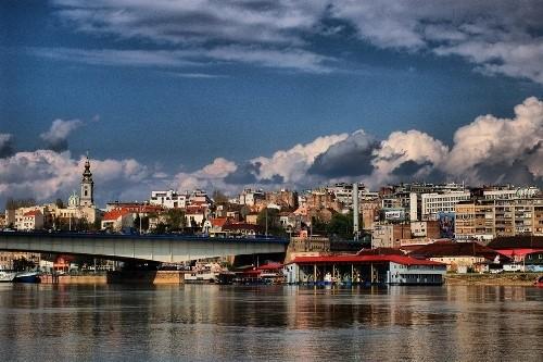 Река Сава, Белград