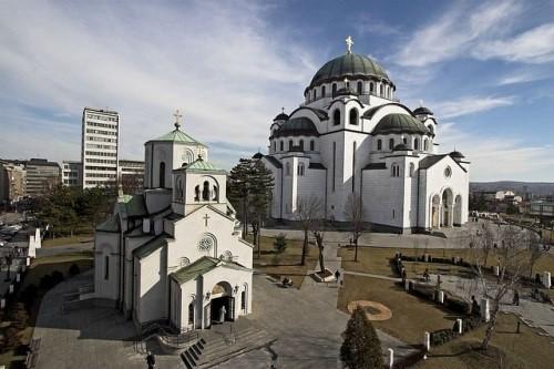 Собор Святого Саввы, Белград