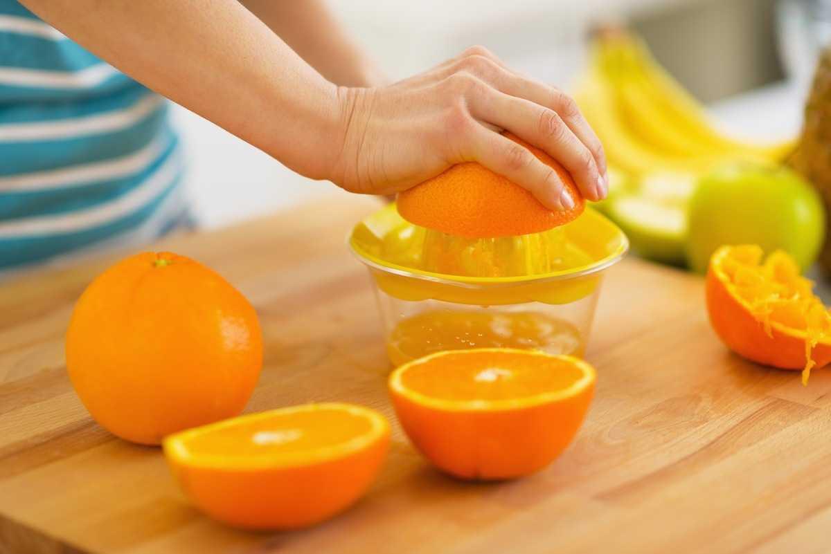 Orangensaft mit zugesetzten Pflanzensterinen oder Stanolen