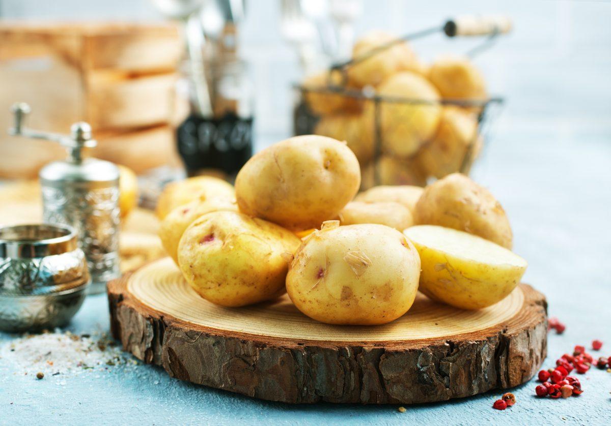 Картофель La Bonnotte8 самых дорогих в мире продуктов питания
