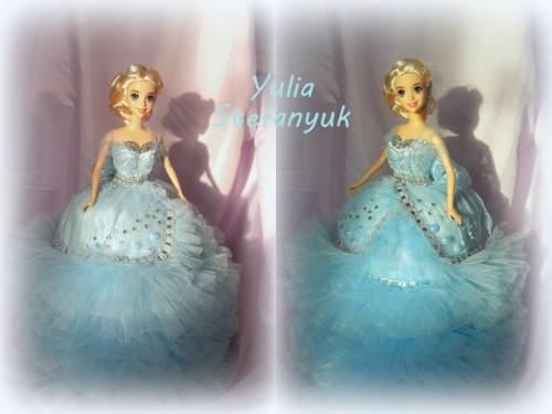 Кукла-шкатулка Морская королева