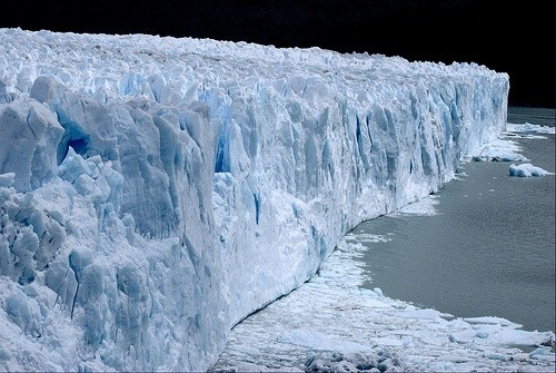 Ледник Перито Морено, Аргентина
