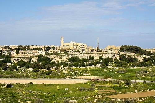 Мдина на Мальте