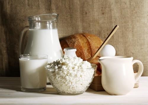 Обезжиренные, или с низким содержанием жира, молочные продукты