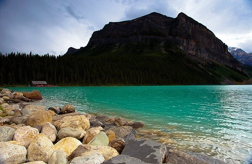 Национальный парк Банф, Канада