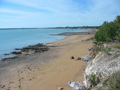 Пляж Миндил, Северная территория