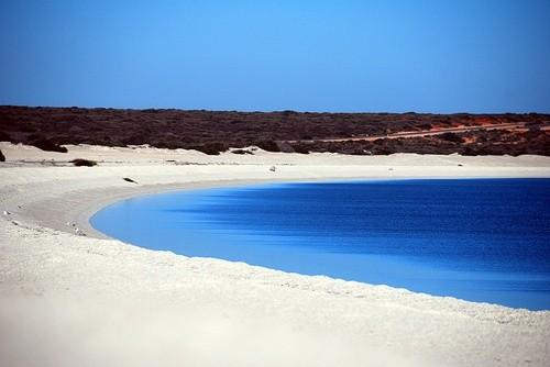 Пляж Шелл, Штат Западная Австралия