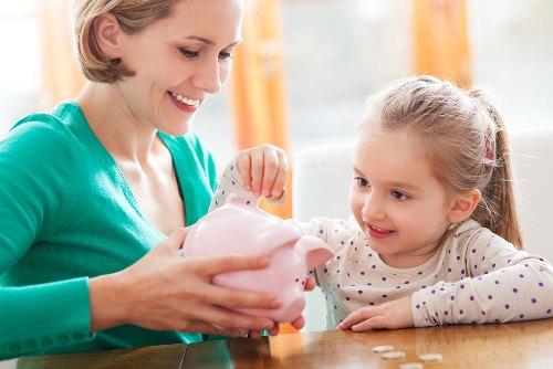 6 Способов Приучить Детей Экономить Деньги