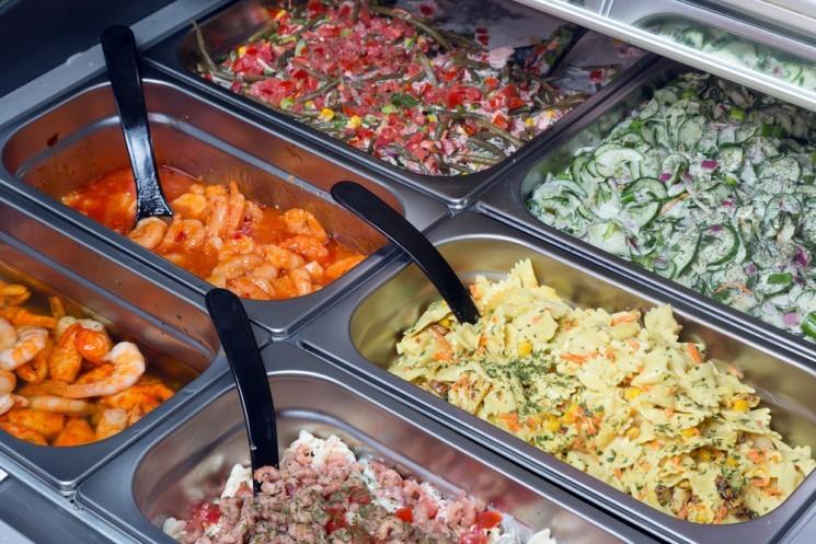 Как купить свежий и вкусный салат