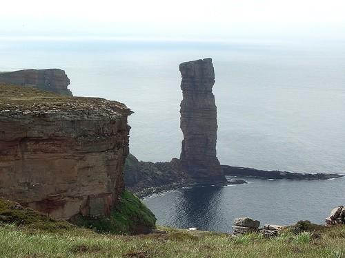 Старик Хой, Шотландия