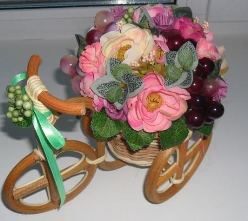 Велосипеды в Виде Декора Подарок