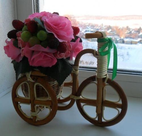Велосипеды в Виде Декора Юность
