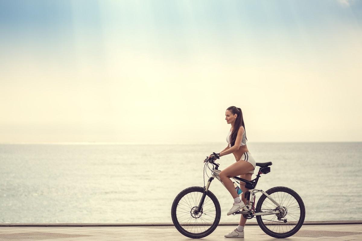 5 причин, почему ты должна начать ездить на велосипеде