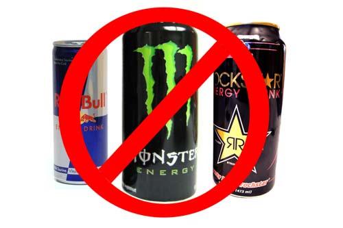 4 Причины Отказаться от Употребления Энергетических Напитков