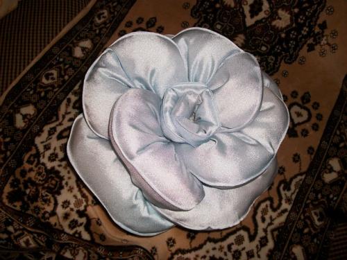Подушки для декора Снежинка