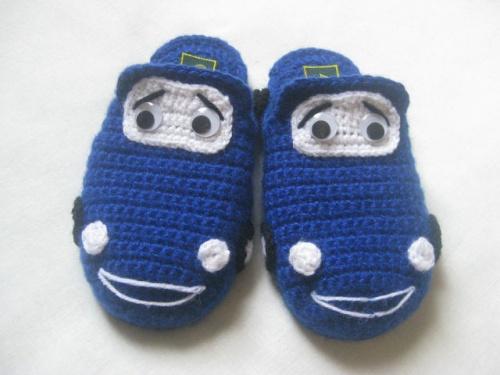 Детская обувь Тачки