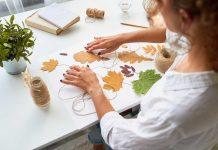 10 идей для осенних детских поделок