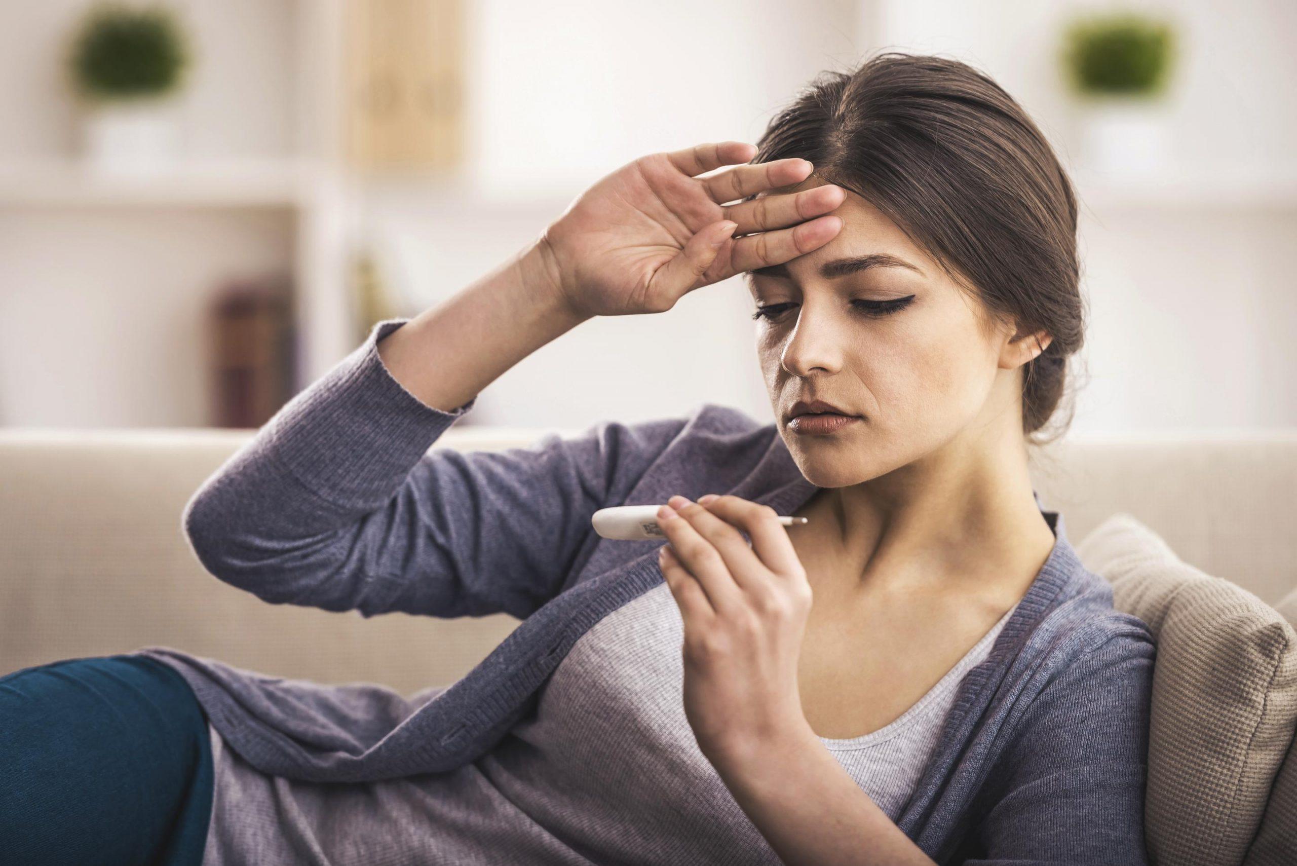 9 эффективных домашних средств от простуды