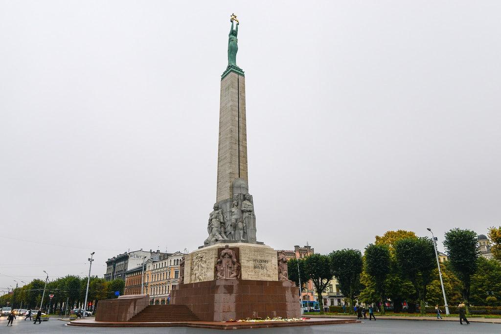 Riga Monument of Freedom - Памятник Свободы