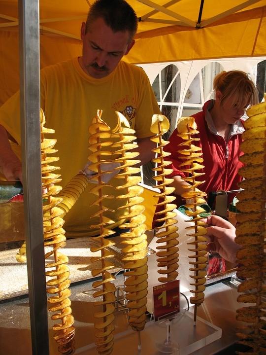 Знакомство с местной кухней Риги