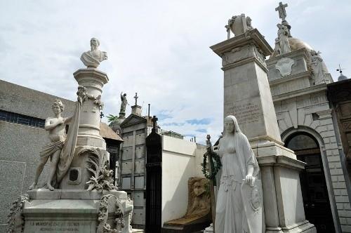 Визит к мертвым в Буэнос-Айресе
